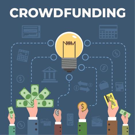 Crowdfunding onoterade bolag och aktier