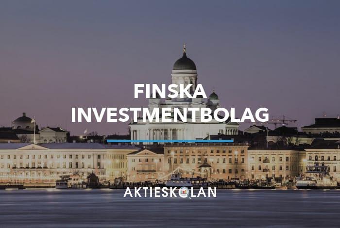Finska investmentbolag