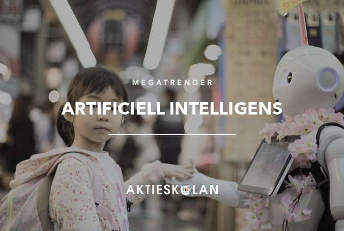 Megatrender - Artificiell intelligens