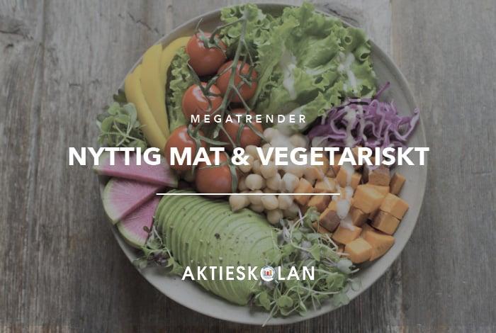 Megatrender - nyttig mat
