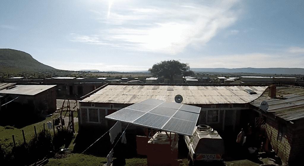 Trine - solenergi