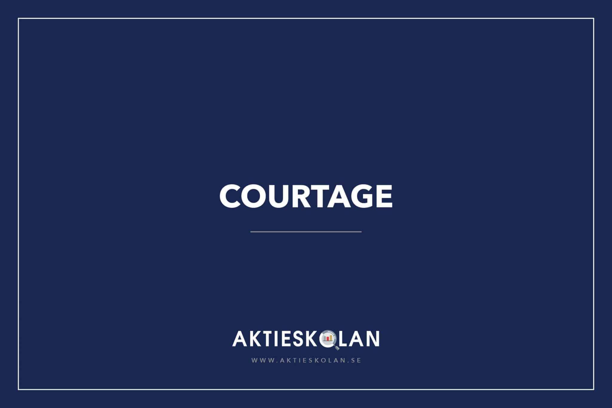 Courtage-Aktieskolan
