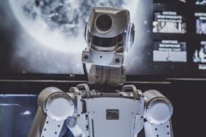 Lysa fondrobot