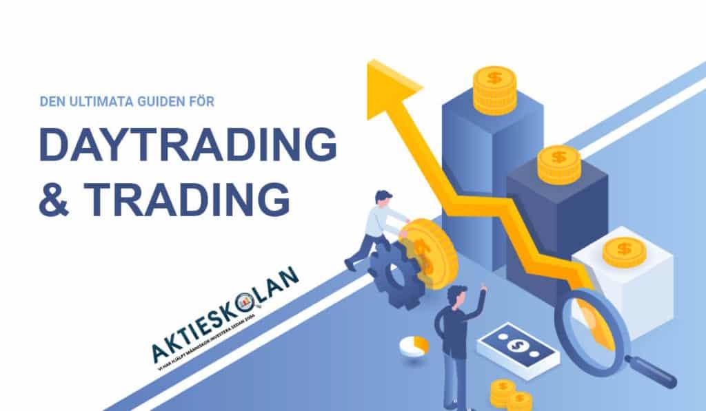 Daytrading och trading