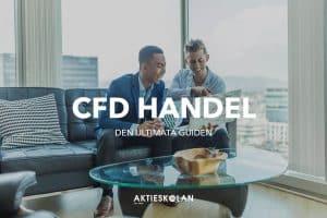 CFD handel och CFD trading