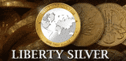 Liberty silver - logotyp