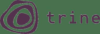 Trine logotyp