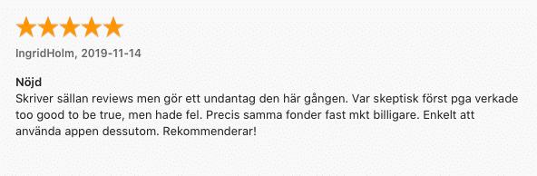 SAVR omdöme och recension app store-3